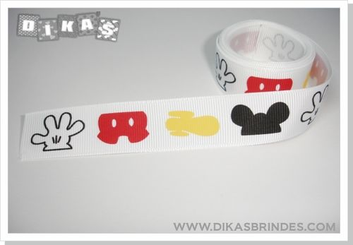Fita Decorativa MICKEY